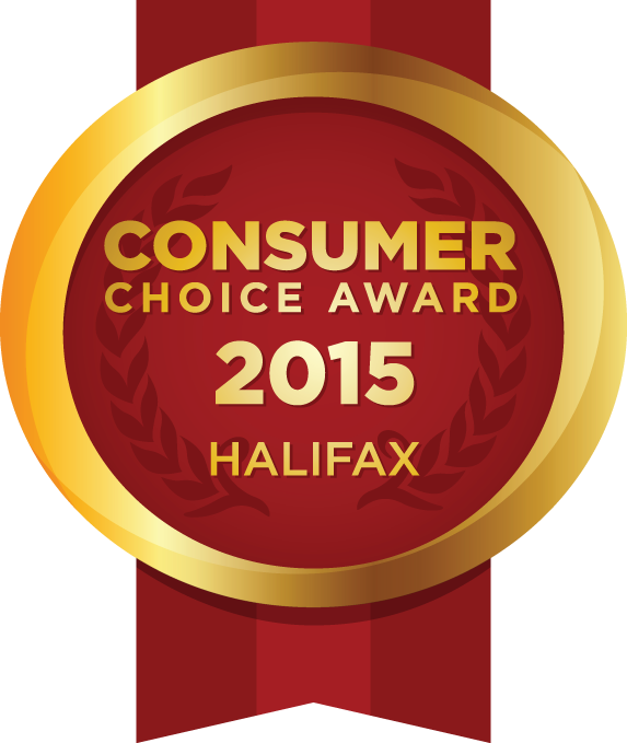 Consumer Choice Award 2015 Halifax